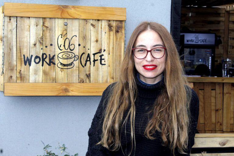 """María José Díaz de Workcafé 606: """"Nos ha tocado súper duro… pero al final, el que la sigue la consigue"""""""