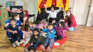 Mago Conejo Dia del Circo Chileno 5