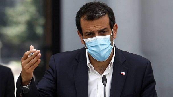 """Ministro del Interior Rodrigo Delgado tras quema de enseres de migrantes: """"Rechazamos toda acción violenta"""""""