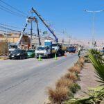 Lunes 13 de septiembre: Corte programado de energía en sector Las Parcelas de Alto Hospicio