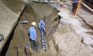 """Aguas del Altiplano incorpora moderno equipo """"Aqua Stop"""" para realizar trabajos en la red sin cortes de suministro"""