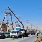 CGE informa corte programado de energía para domingo 3 de octubre en sector Las Parcelas
