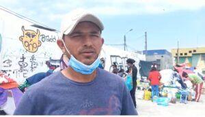 """Jean Carlos Castillo: """"Me quemaron todos los documentos"""""""
