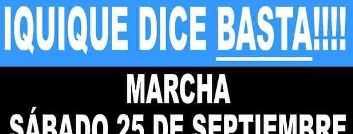 Marchas contra migrantes irregulares siguen cobrando fuerza en redes sociales
