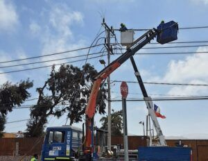 Este lunes 18  | CGE informa corte programado de energía para lunes 18 octubre en sector Las Parcelas