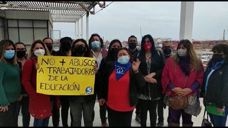 Sindicato de Profesores de Cormudesi rechazan sumario que absolvió a directivo acusado de acoso laboral